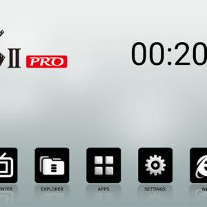 Android TV box-KII PRO 4k DVB-T2 DVB-S2 2G RAM 16 G FLASH