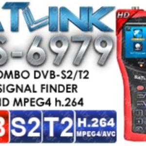 SATLINK WS -6979 DVB-S2-T2