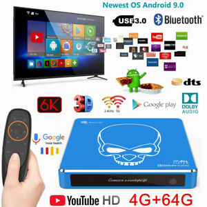 Android TV box  Beelink GT King pro S922X-H 4G 64G Google Certificated TV BOX Android 9.0
